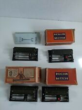 4 Vintage Lionel Rheostat Controller (2 No.95 2 No.81) w/Boxes & Instructions
