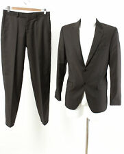s.Oliver Anzug Gr. Sakko: 48 / S; Hose: 44 / 2XS Wolle Business Suit