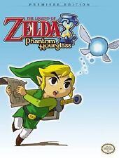 Legend of Zelda : Phantom Hourglass Strategy Guide PrimaGames Nintendo DS NEW