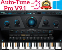 Antares Auto-Tune Pro Bundle v9.1 VST VST3 AAX🎵Instant Delivery🔑Latest Version