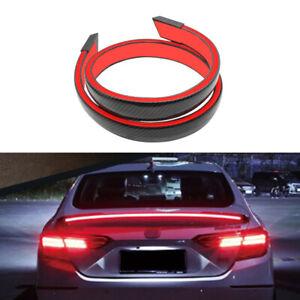 5CM×120CM Universal LED Car Brake Light Rear Tail High Mount Stop Lamp Strips