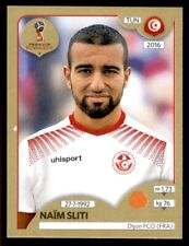 Panini World Cup 2018 (SWISS GOLD VERSION) Naïm Sliti (Tunisia) No. 565