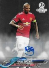 UEFA Champions League Manchester United Football Trading Cards & Stickers