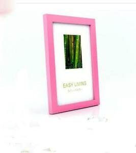 """Hot  5""""-10""""  Wall Hanging Wood Photo Frame For Pictures Dsiplay Home Decor Gift"""