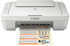Canon PIXMA MG2560 A4 All-In-One Photo Inkjet Printer, Copy, Scan, USB