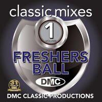 DMC Classic Mixes - Freshers Ball Student Indie Party Rock Megamix Music DJ CD