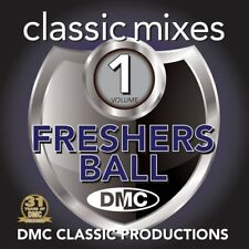 DMC Classic Mixes - Freshers Ball Student Indie Party Rock Megamix Music DJ CD