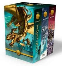 The Heroes of Olympus Paperback BOXED SET 1-3 in Slipcase by Rick Riordan