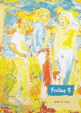 FEELING B Blau & Grün CD 2007 Ltd. Buch Edition Rammstein Flake Book * NEW