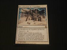 MTG MAGIC TIME SPIRAL RESTORE BALANCE (FRENCH RECTIFICATION DE L'EQUILIBRE) NM