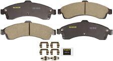 Disc Brake Pad Set-Total Solution Ceramic Brake Pads Front Monroe CX882A
