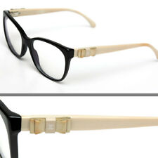 "$495 CHANEL Ladies ""CC"" LOGO BOW GLASSES"