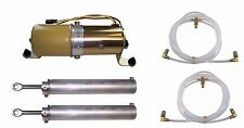 1965-1970 Cadillac DeVille, Eldorado new convertible top pump, cylinders & hoses
