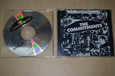 The Commitments ‎– The Commitments (Music From The Film). COM1 CD-Single promo