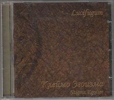 LUCIFUGUM - stigma egoism CD