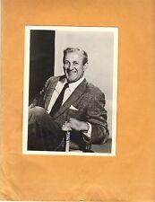 Lee Cobb-signed photo 13-Vintage photo - JSA coa