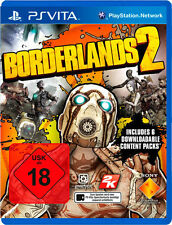 Sony Playstation Vita PSV PSVita Spiel ***** Borderlands 2 ***********NEU*NEW*18