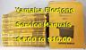 Yamaha Electone Organ Service Manuals: 305U-I, 305U-S, 315, 415 (Pick 1)
