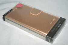 New Authentic MODEBLU Golden Classic Diary Case for iPhone 6 Plus Made in Korea