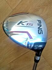 **RARE** Ping k15 19 degree 5 wood with NIPPON FAIRWAY 90g steel shaft