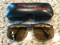 Carl Zeiss Sunglasses with Case - Competition 9926 - West Germany - Vintage