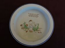 Vintage Shelley Mabel Lucie Attwell Boo Boo's Baby Bowl - circa 1930's- Reduced