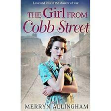 The Girl From Cobb Street (Daisys War 1), Allingham, Merryn, New Book