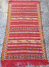 Hanbal Moroccan Handmade Area Rug Berber Organic Morocco Carpet African Wool