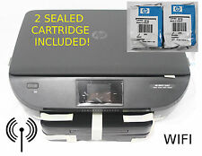 Refurbished by HP Envy 5660 e-All-in-One Inkjet Wireless Printer Copy Scan Photo