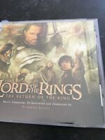 Lord of the Rings Return of the King CD - Fast Free Shipping