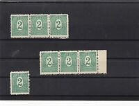 germany private courier stamps ref 12547