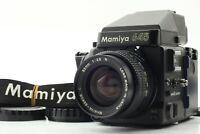 【NEAR MINT+++】 Mamiya M645 Super Film Camera w/ Sekor C 55mm F/2.8 N From Japan