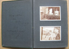 Edwardian Photo Album Family Life Probably Sussex 46x Antique Photographs 1906