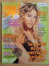 BRAVO GIRL 17 - 9.8. 2006 Shakira Mode Beauty Romantik Liebe + Glitzerkette !
