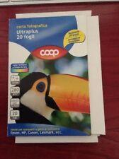 Coop Paper 280GR 20 A6 10 x 15 cm (A6) Carta fotografica 8 FOGLI