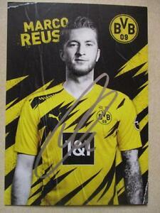 MARCO REUS++++Borussia Dortmund++++WM+++Sammlung+++Autogramm handsigniert