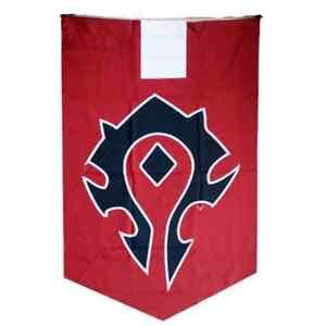 World Of Warcraft Alliance Horde Flag Game Figure Tool Wild Small UK SELLER