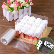 Cake Decorating Tools Bakeware Surrounding Edge Transparent Clear Wrapping Tape