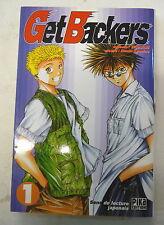 get backers vol 1 pika manga