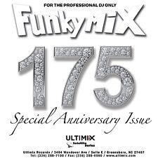 Funkymix 175 CD Ultimix Records Robin Thicke Drake Karen Fiore Lorde Migos
