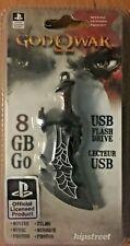 GOD OF WAR USB 8GB FLASH DRIVE