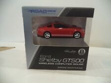 Road Mice Shelby GT500 2.4GHz Wireless Optical Scroll Mouse HP- 11FDSHSXB
