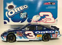 Dale Earnhardt Jr. Unsigned #3 2002 1:24 Scale Die Cast Car