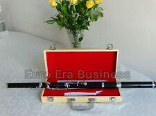 New Irish D Flute With 6 Keys, Professional Irish D Flute With 6 Keys & Box