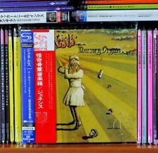 Genesis - Nursery Cryme / Limited Japan Mini LP HR SHM CD 2014 Wie NEU MINT OOP!
