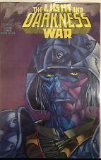 Light and Darkness War #3 FN+ 1st Print Free UK P&P Epic Comics