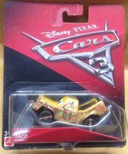 Disney Cars 3 Taco Yellow Pixar Mattel