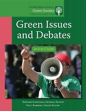 Green Issues and Debates: An A-to-Z Guide Howard Schiffman (Hardback, 2011) Engl