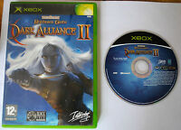Jeu DARK ALLIANCE II 2 pour XBOX (sans notice)