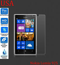 9H TEMPERED  GLASS SCREEN PROTECTOR  For Nokia Lumia 925